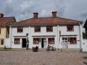 Polismuseet vid Kryddbotorget, G:la Linköping
